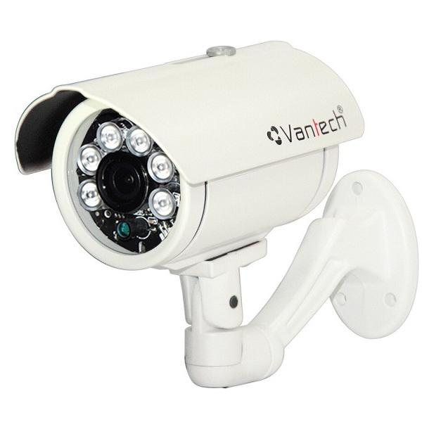 Camera AHD hồng ngoại 2.0 Megapixel VANTECH VP-1100D