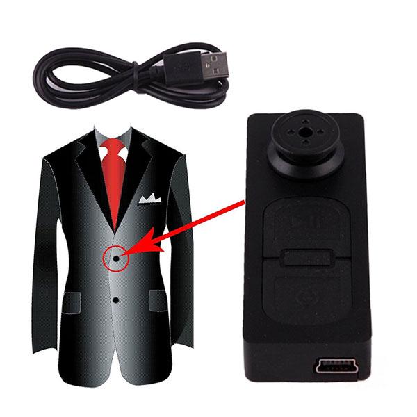 Camera ngụy trang Cúc áo LG-CAP41