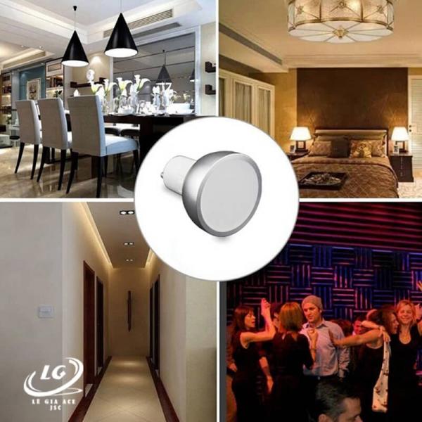 Bóng đèn thông minh điều khiển bằng giọng nói Tuya Q5 - Công suất 5W