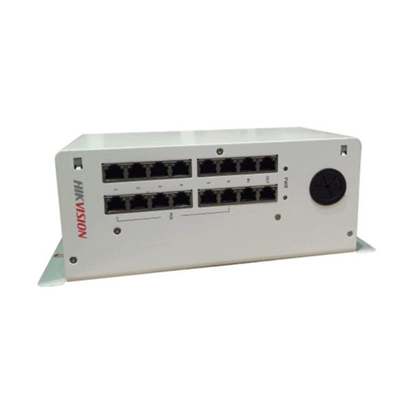 Bộ cấp nguồn và phân phối tín hiệu HIKVISION DS-KAD612