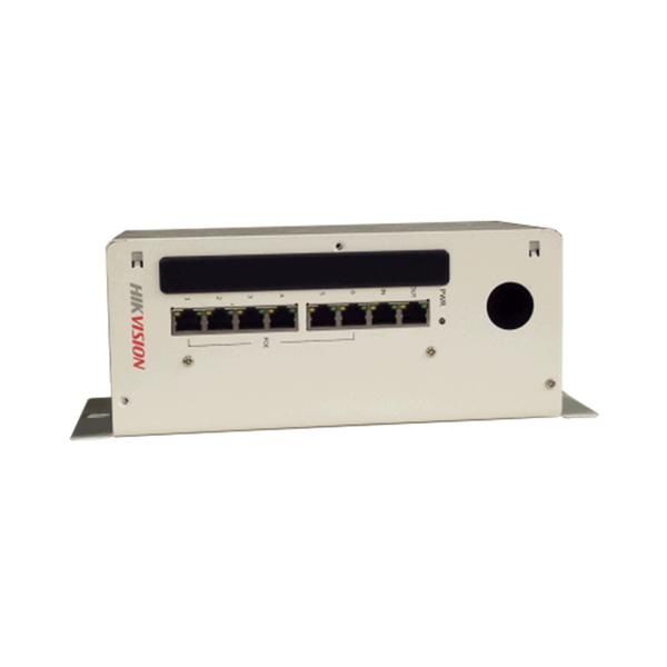 Bộ cấp nguồn và phân phối tín hiệu Video/ Audio HIKVISION DS-KAD606