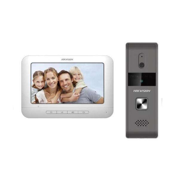 Bộ chuông cửa màn hình màu HIKVISION DS-KIS203 Analog
