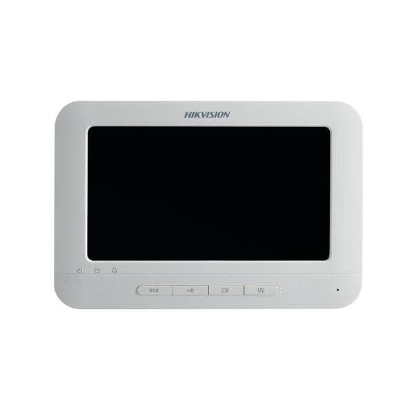 Chuông cửa màn hình màu IP HIKVISION DS-KH6210-L